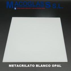 Metacrilato Blanco Opal