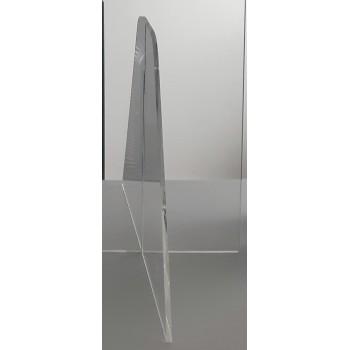 Soporte para mamparas 30 x 25 cm  (2 ud)