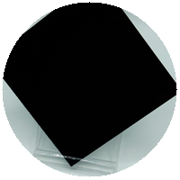 Metacrilato Negro - Brillo y Brillo/Mate - MetacrilatosyPlásticos.com