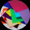 Metacrilato Colores